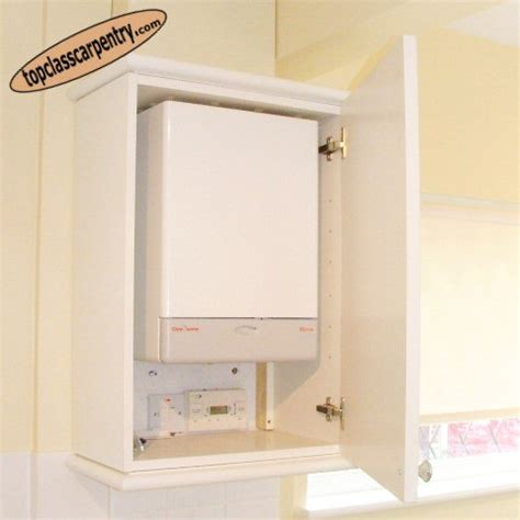 Boiler Cupboards - boiler cupboard by top class carpentry house ideas