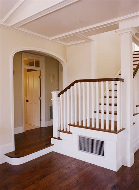 Bungalow Stairs Design Pacific Palisades Bungalow Craftsman Staircase Los Angeles By Tim Barber Ltd