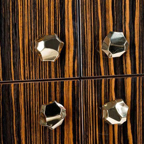mobili ebano mobile contenitore moderno con 4 ante in legno di ebano