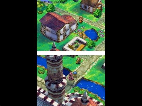 dragon quest iv chapters of the chosen faq walkthrough dragon quest iv chapters of the chosen screenshots