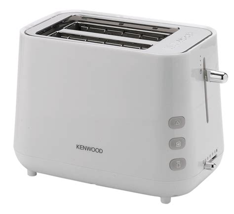 Toaster Kenwood Kenwood Ttp102 White 2 Slice Toaster Review Compare Prices Buy