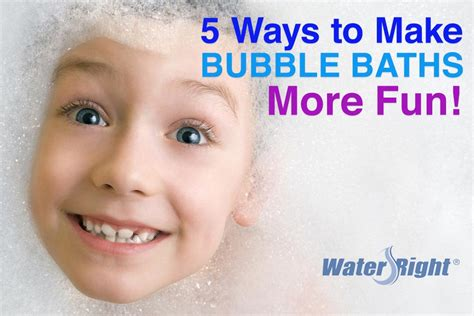 7 Ways To Create An Interesting Bath by How To Make Your Kid S Bath More Water Right