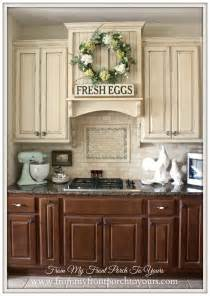 Chalk Paint For Kitchen Cabinets From My Front Porch To Yours French Farmhouse Kitchen Sources