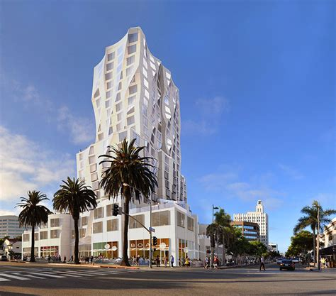 frank gehry frank gehry to build avenue project in santa