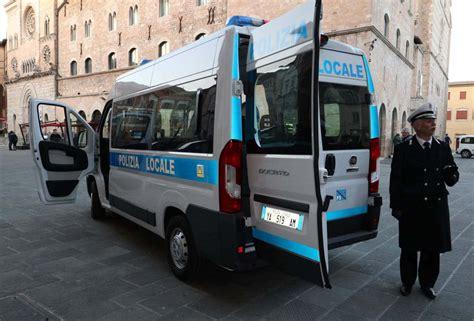 ufficio mobile foligno ecco il nuovo ufficio mobile della polizia