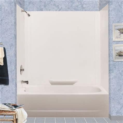 fiberglass bathroom walls mustee 350 durawall 174 fiberglass bathtub wall