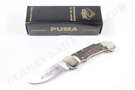 custom knife shop quot custom quot stag folding pocket knife german knife shop