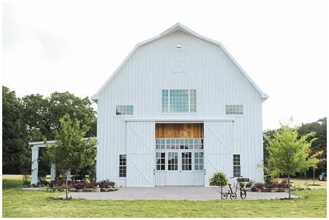The Barn modern barn wedding venue the white sparrow