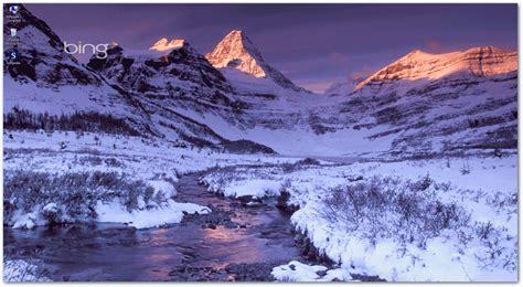 Download Bing Wallpaper and Screensaver Pack: Winter 1.6.3 Firefox 64 Bit Download Windows