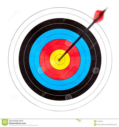 l target target archery stock image image of archery play