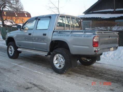 Toyota Up For Sale 2002 Toyota Hilux Up For Sale