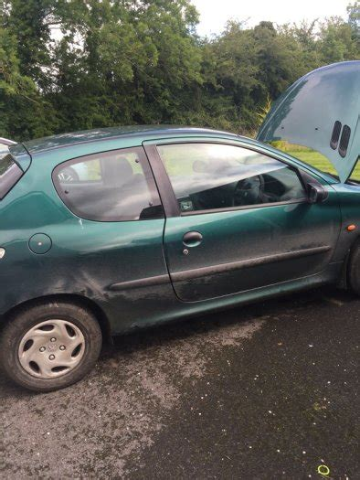 peugeot dealers parts peugeot 206 parts or field for sale in drumone meath from