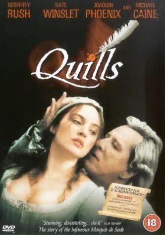 film komedi drama hollywood terbaik blu ray dvd quills 2000 imdb