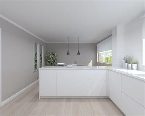 encimera silestone blanco cocina santos modelo line laminado blanco encimera