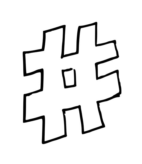 art design hashtags hash tag or patch png clip arts for web clip arts free