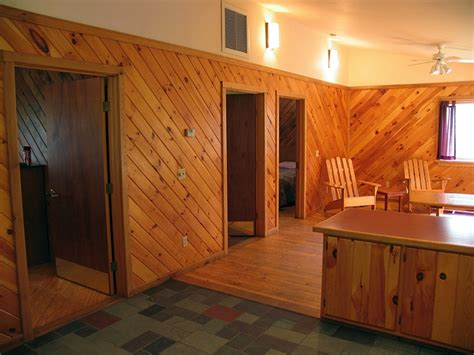 Allegany State Park Cabins by A Peek Inside Fancher Cottage D View Large Image The