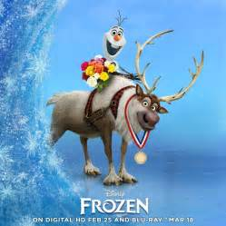 Olaf and sven frozen photo 36626784 fanpop