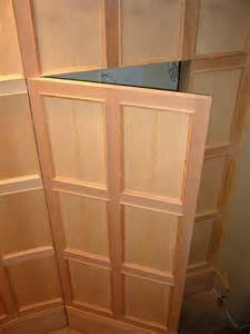 Compartment Bookcase Secret Wooden Door Panel Stashvault