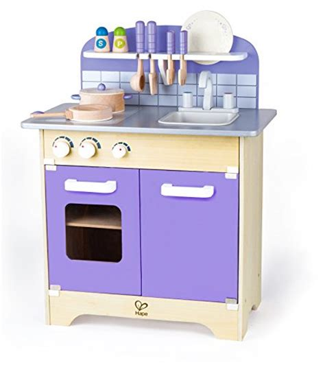 Gourmet Kitchen Play Set Hape Kitchen Play Set Wooden Play Kitchen For Boys And