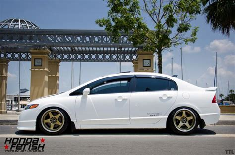 Civic Si 4 Door by Fl Ft 2008 Honda Civic Si 4 Door Honda Tech
