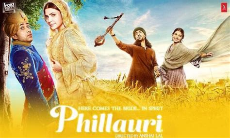 one day film production company phillauri day 1 box office collection film beats opening