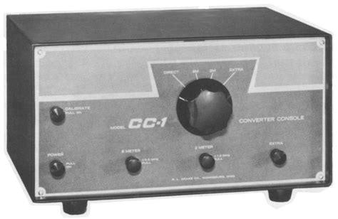 Converter By Console cc 1 converter console