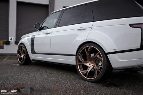 range rover autobiography custom featured fitment range rover autobiography pur lx19s