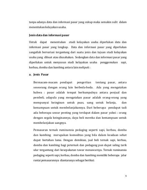 Budidaya Usaha Pengolahan Agribisnis Ternak Domba agribisnis ternak ruminasia pedaging