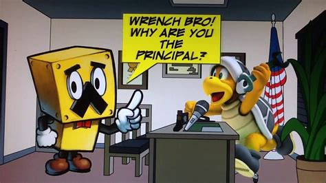 Bürojob by Wrench Bro Steals The Principal S Grounded