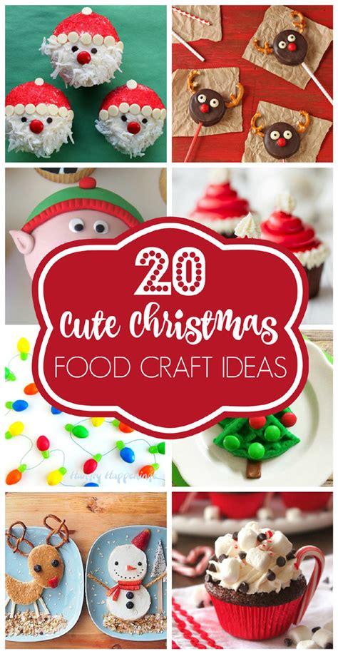20 cute christmas food ideas pretty my party