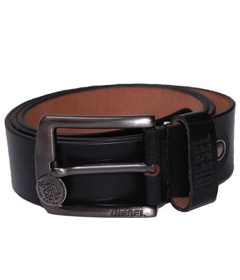 Diesel Kotak Black diesel black casual belt for buy at low price