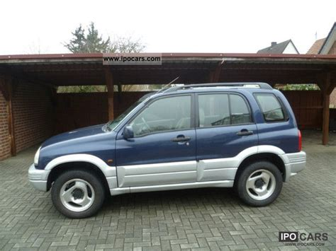 Suzuki Grand Vitara 2000 2000 Suzuki Grand Vitara 4x4 Automatic Climate Ahk Car