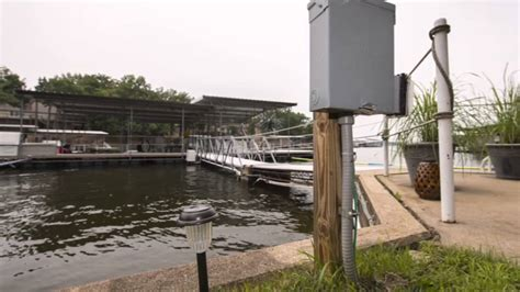 ozark boat docks boat dock electricity issues a common danger youtube