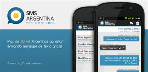 es una curiosa aplicacion que transforma cualquier texto en una enviar sms gratis con sms argentina android taringa