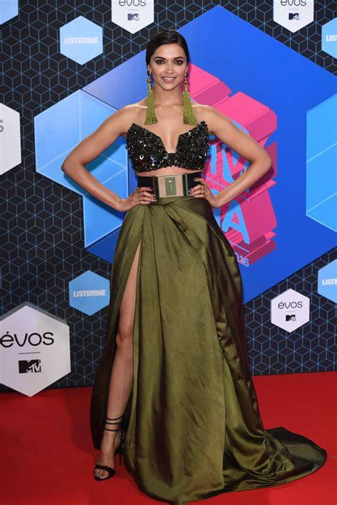 Mtv Europe Awards by Deepika Padukone 2016 Mtv Europe Awards In Rotterdam