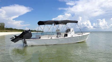 bimini for fishing boat extra long bimini top the hull truth boating and