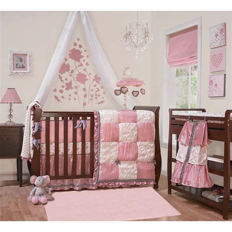 girls crib bedding sets crib bedding sets for girls home furniture design