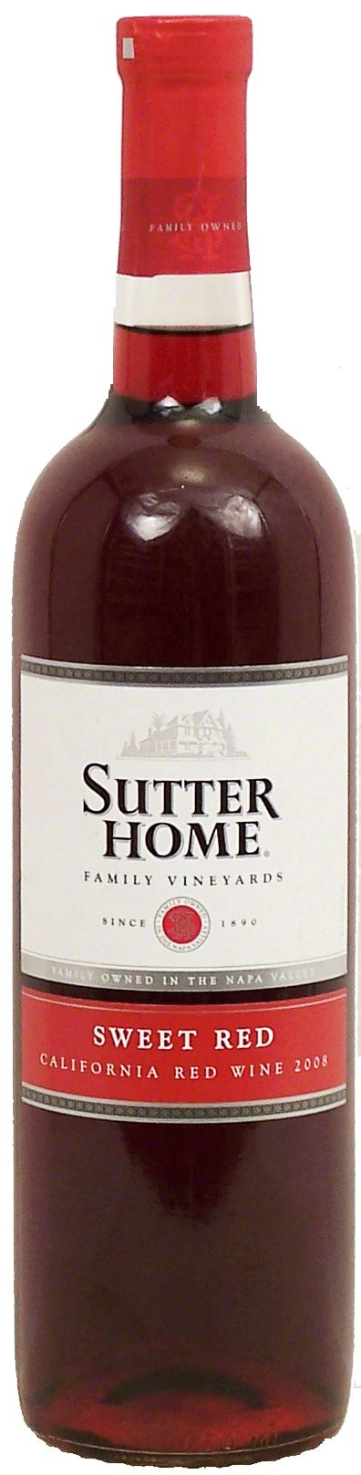 groceries express product infomation for sutter home