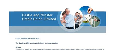 Credit Union Examiner Forum huddersfield s castle and minster credit union folds