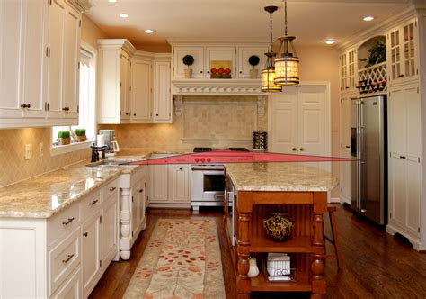 triangle kitchen cabinets kitchen work triangle cabinets by graber