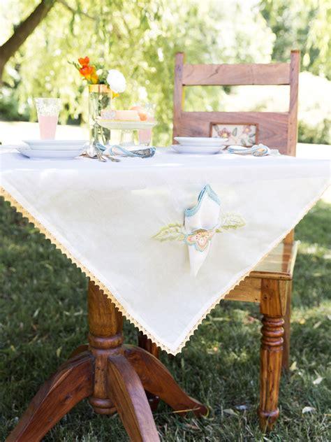 kitchen table linens bridge embroidered tablecloth set linens kitchen