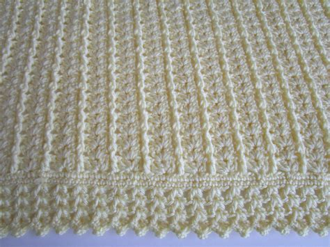 pattern image for sale easy crochet blanket pattern shells and post stitch blanket