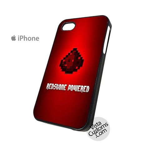 Minecraft Phone 3d Iphone 5 5s 6 Casing Hp Pig Wolf Creeper redstone powered minecraft phone for apple iphone 4 4s 5 5s 5c 6 6 ipod 4 5