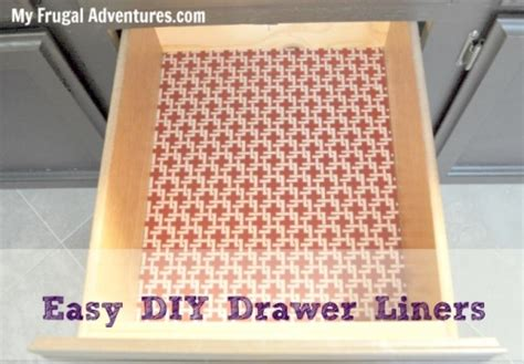 lining paper in bathroom diy shelf and drawer liners my frugal adventures