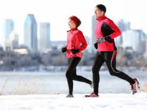 Exercising in the cold follow these tips to avoid hypothermia