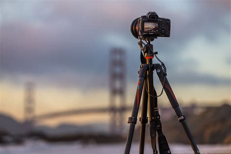 Tripod Kamera Shooting the landscape photography equipement you need