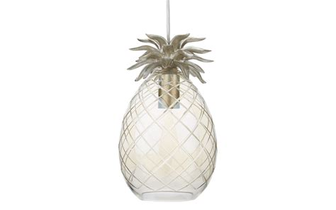 pineapple pendant light pineapple glass pendant light