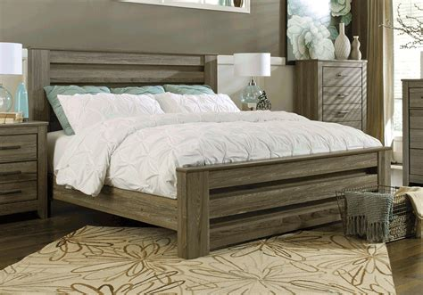 Zelen Bedroom Set by Zelen King Bedroom Set Evansville Overstock Warehouse