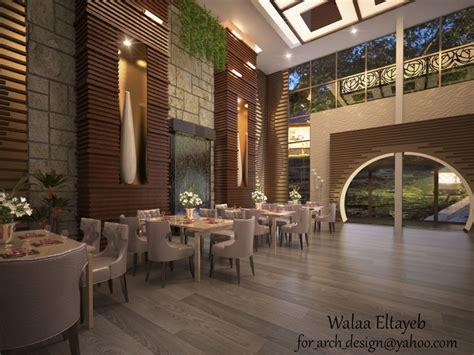 inside decor and design interior design modern restaurants 575 أعمال الأعضاء by
