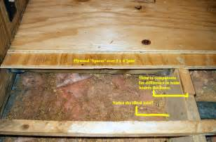 Floor Joist Repair Floor Repair